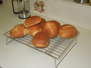 Fennel Seed Bread Rolls