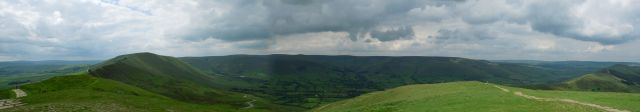 View From Mam-Tor